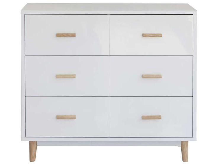 commode 3 tiroirs phenix vente de commode enfant conforama home daves worspace. Black Bedroom Furniture Sets. Home Design Ideas
