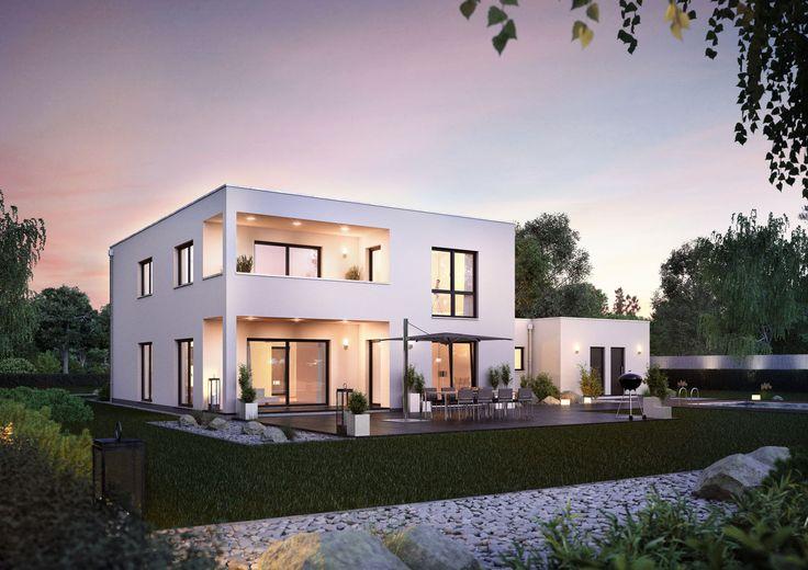 Bauhaus Ixeo von Kern-Haus   Stilvoll Leben mit Home-Office