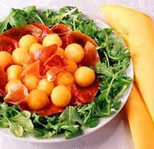 Итальянский салат с дыней рецепт – итальянская кухня: салаты. «Афиша-Еда»