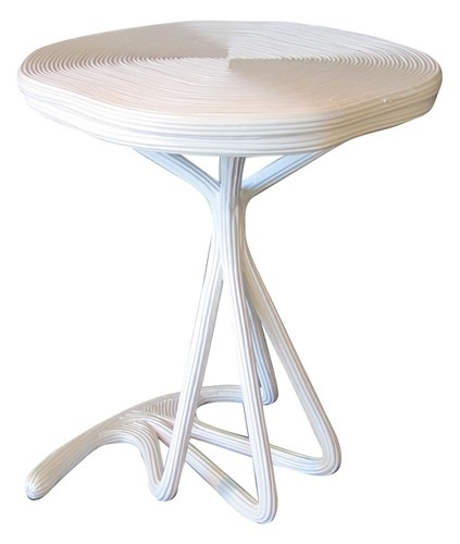 Scultura Side Table by Betty Cobonpue