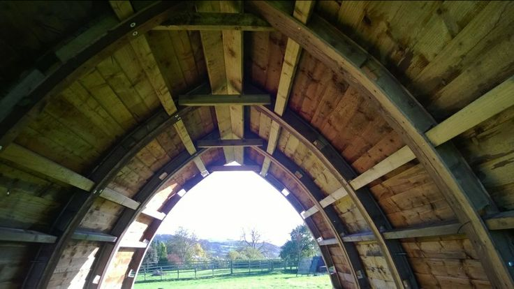 Gothic Arch Shed Storage And Sheds Pinterest Gothic