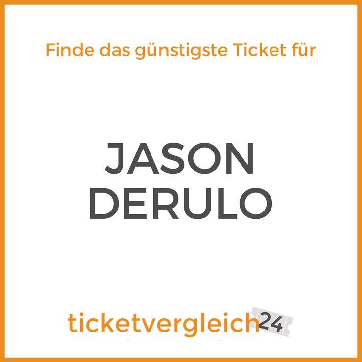 """Jason Derulo macht im März nächsten Jahres im Rahmen seiner """"777 World Tour"""" auch Halt in Deutschland.  Hamburg, Oberhausen, Frankfurt, München und Stuttgart stehen auf dem Plan.  Sichere Dir Dein Ticket unter: www.ticketvergleich24.de/artist/jason-derulo/   #ticketvergleich24 #jasonderulo #konzert #tickets #hamburg #oberhausen #frankfurt #münche #stuttgart"""