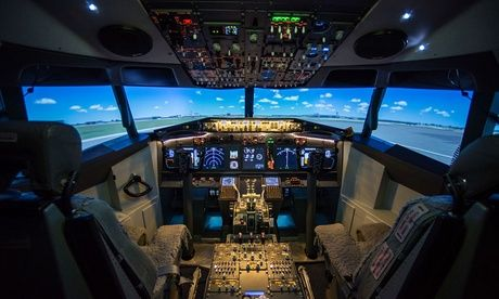 Get 30-Minute Boeing 737-800 Flight Simulator Experience at Virtual Jet Centre (51% Off) for just: £64.950 30-Minute Boeing 737-800 Flight Simulator Experience at Virtual Jet Centre (51% Off)  >> BUY & SAVE Now!