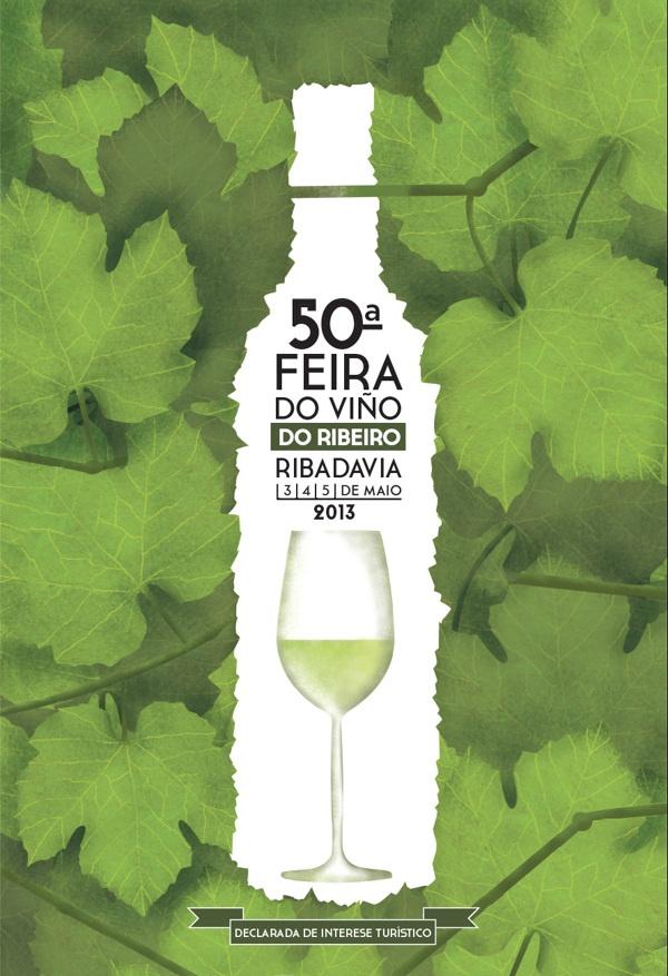 Feria del Vino Ribeiro -PROPOSAL- by Nuria Hernández, via Behance