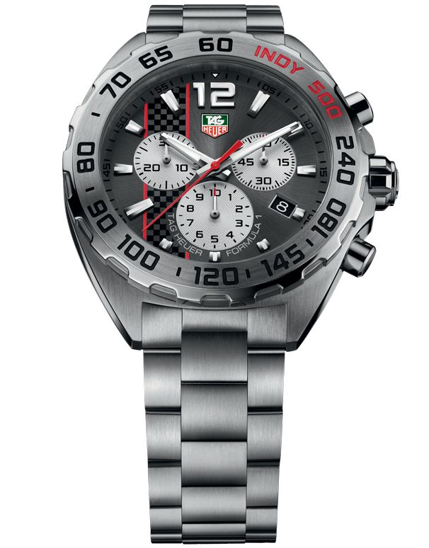 TAG Heuer Formula 1 Indy 500 Limited Edition Chronograph - CAZ1114.BA0877  NOW IN STOCK - Extremely Limited Supply: http://salera.com.au/products/tag-heuer-formula-1-indy-500-limited-edition-chronograph-caz1114-ba0877