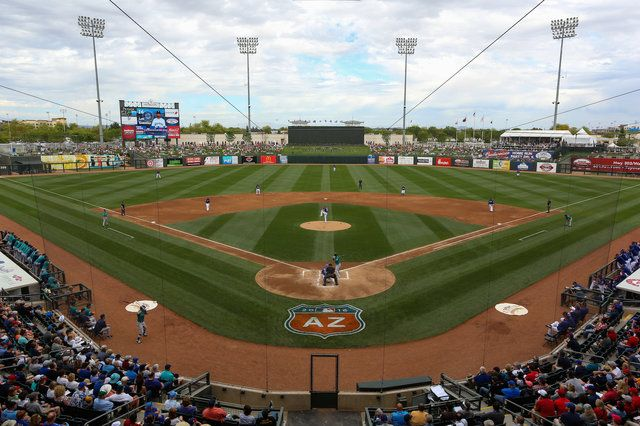 Arizona\'s Spring Training Ballparks, Ranked by Food, Drink & Convenience