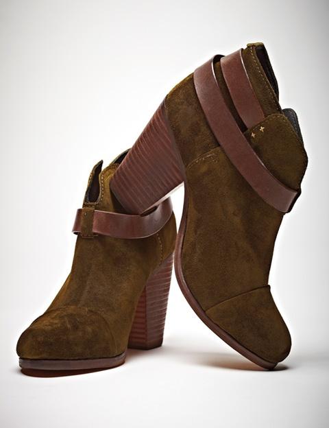 Rag and Bone Harrow boot    $525    Jonathan and Olivia, 49 Ossington Ave., 416-849-5956