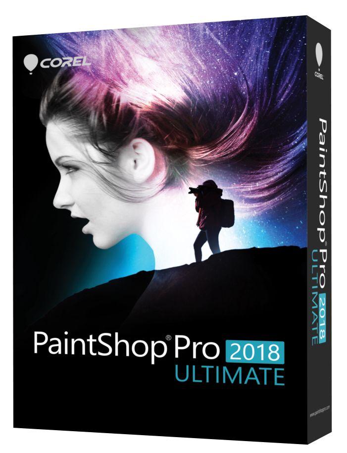 Corel Paintshop Pro Ultimate 2018 Win.x64