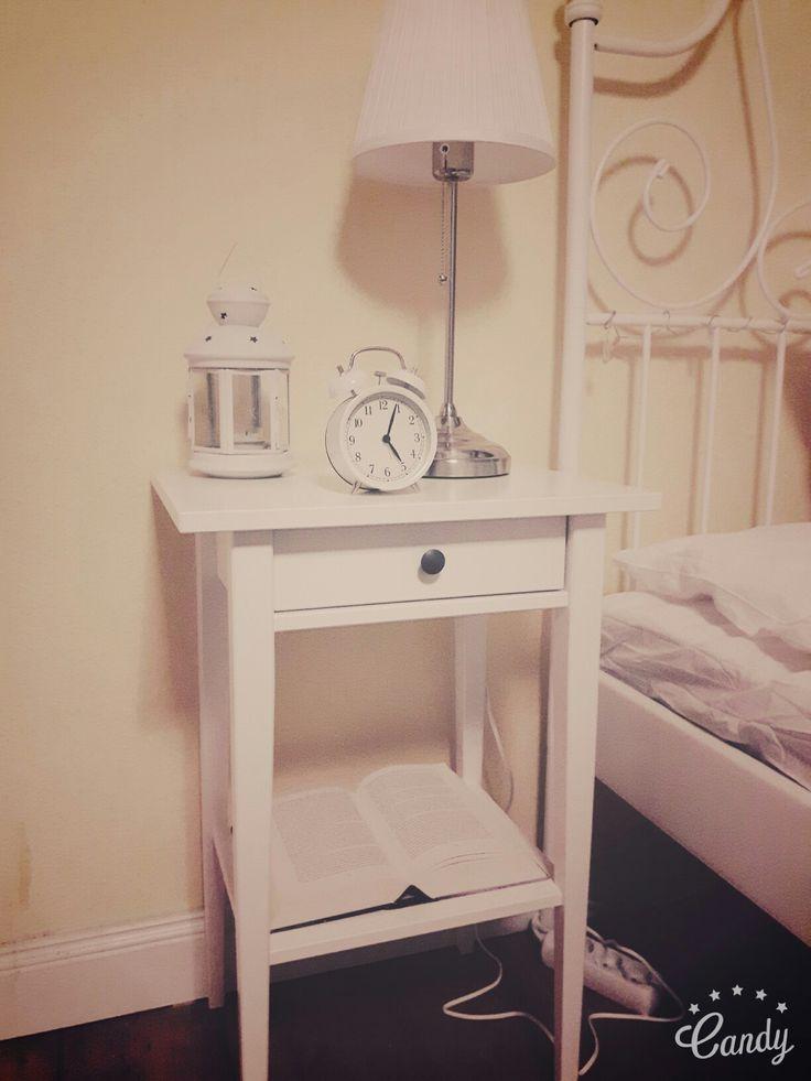 Nachttisch Ikea mer enn 25 bra ideer om ikea hemnes nachttisch bare på