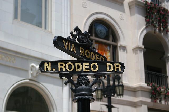 rodeo dr. #LosAngeles #JuicyDestinations