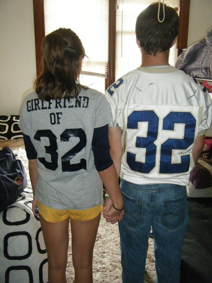 another cute boyfriend/girlfriend idea!