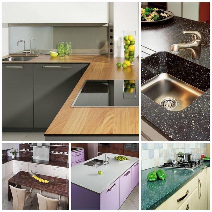 Главная » Интерьер и архитектура » Выбираем кухонные столешницы – простые рекомендации