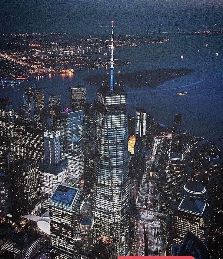"2,287 Likes, 9 Comments - What I Saw In NYC (@what_i_saw_in_nyc) on Instagram: ""Photo by @bobo  #oneworldtradecenter  #wtc  # #newyorkers  #nyc  #newyorkcity  #newyorkcity…"""