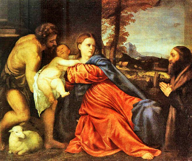 11 best Titian images on Pinterest | Italian renaissance, Painting ...