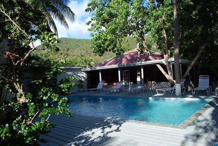 Fort Recovery Villa Suites Hotel , Freshwater Pond, Британские Виргинские острова