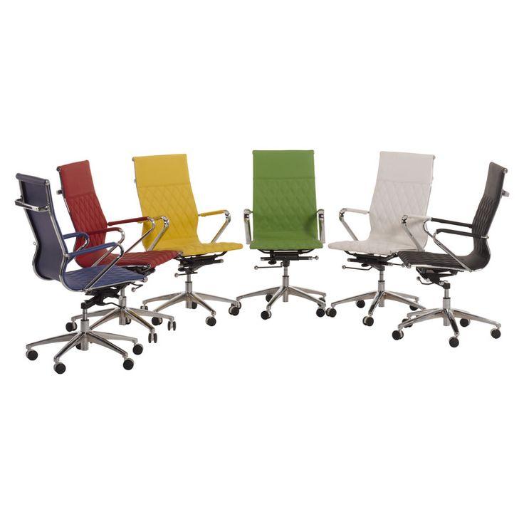 Bürostühle - Bürodrehstuhl Malibu - 009.007.5