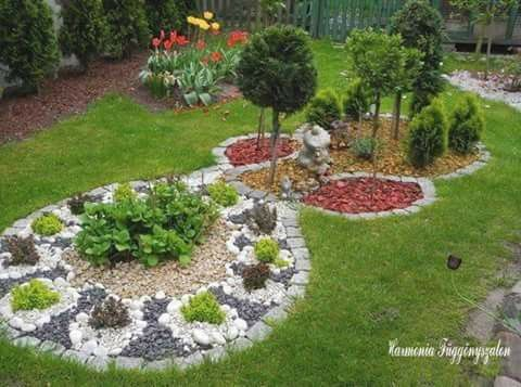 Island Garden Bed