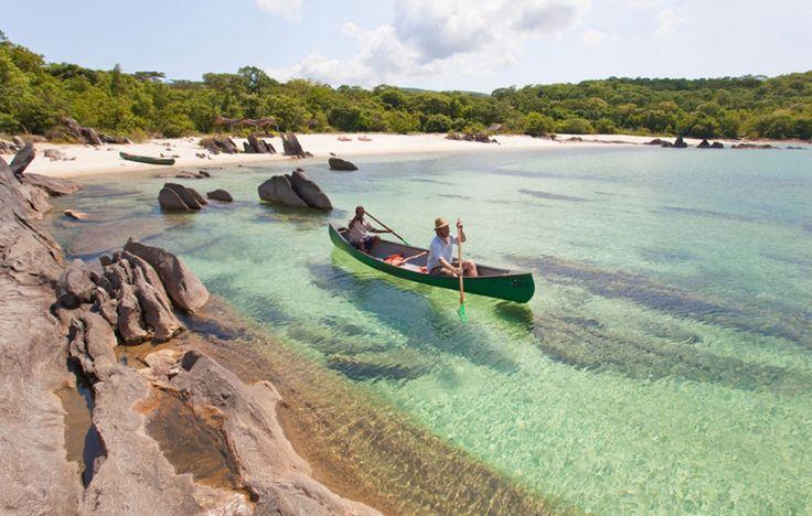 Lac Malawi, Mozambique
