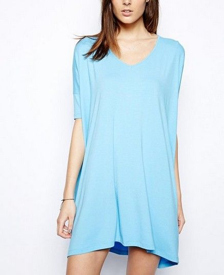 SUMMER NEW FASHION LADIES' PLUS LARGE SIZE SOLID COLOR CASUAL LOOSE SHORT-SLEEVED DRESS PREGNANT WOMEN DRESS 1129