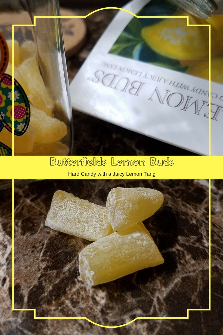 Butterfields Lemon Buds Hard Candy Review – This candy never gets old! #sponsored « DustinNikki Mommy of Three
