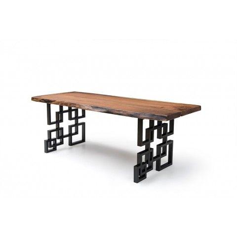 Kütük Doğal Masa