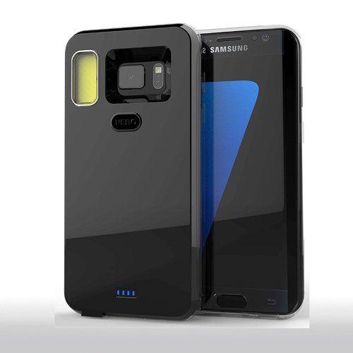 NEBO Tools - 6513 CaseBrite Samsung Galaxy S7 Phone Case Flashlight