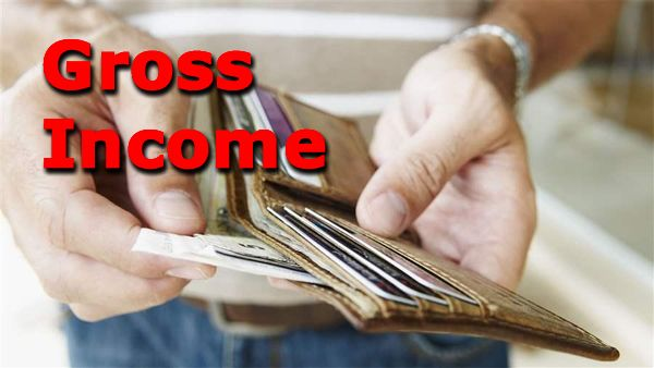 Gross Income and Whether It Is Different from Net Income
