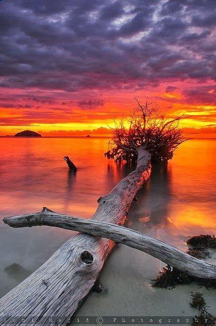Borneo, Sabah, Malaysia - via Paisajes Hermosos's photo on Google+