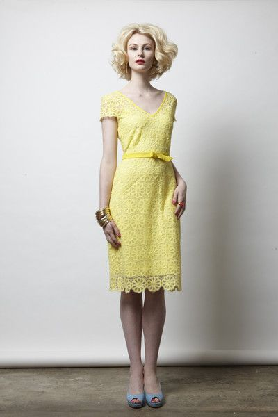Double Daisy Dress by state of grace