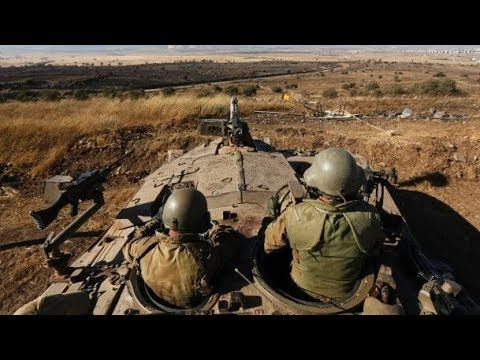 Russia Syrian Iranian Hezbollah Army @ Syria Israel Border End Times News Update December 28 2017 - YouTube