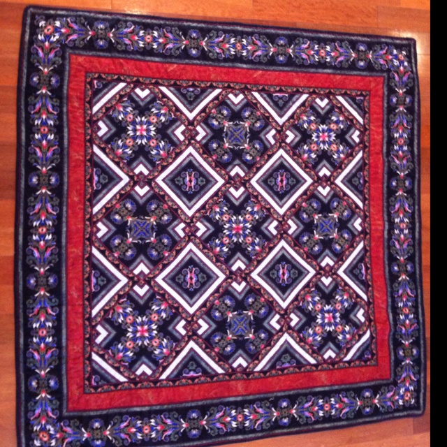 39 best 1 Fabric Quilts images on Pinterest | Tablerunners, Quilt ... : print pictures on fabric for quilts - Adamdwight.com