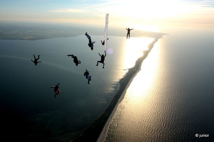 Sky Camp Baltic, Jastarnia, Poland fot. Junior Shot