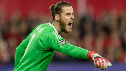 ICYMI: De Gea makes most Champions League saves for Man Utd since 2011