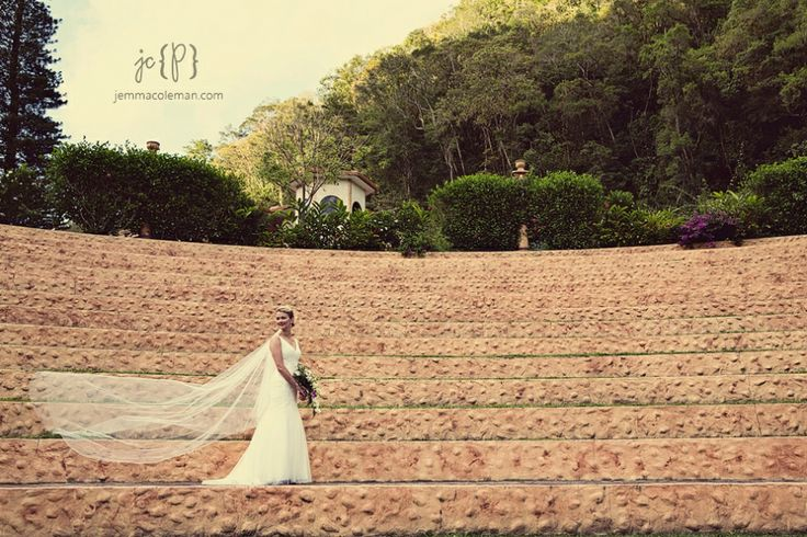 Valle Escondido Wedding Photography Boquete Panama Destination Wedding Photographer Bride Portraits