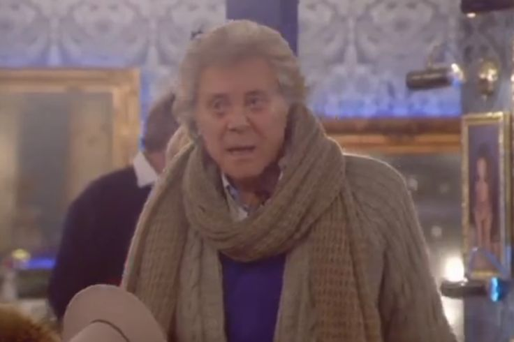 Watch Celebrity Big Brother's Lionel Blair brand Luisa Zissman 'a self-centred b****'