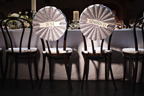interesting chair decor