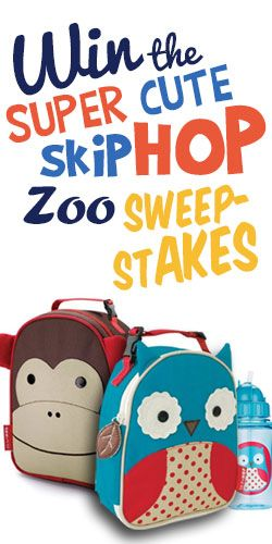 #Win a Super Cute #SkipHop #Zoo #Prize Pack #Sweepstakes #Giveaway #Contest #Competition #Kid #Child