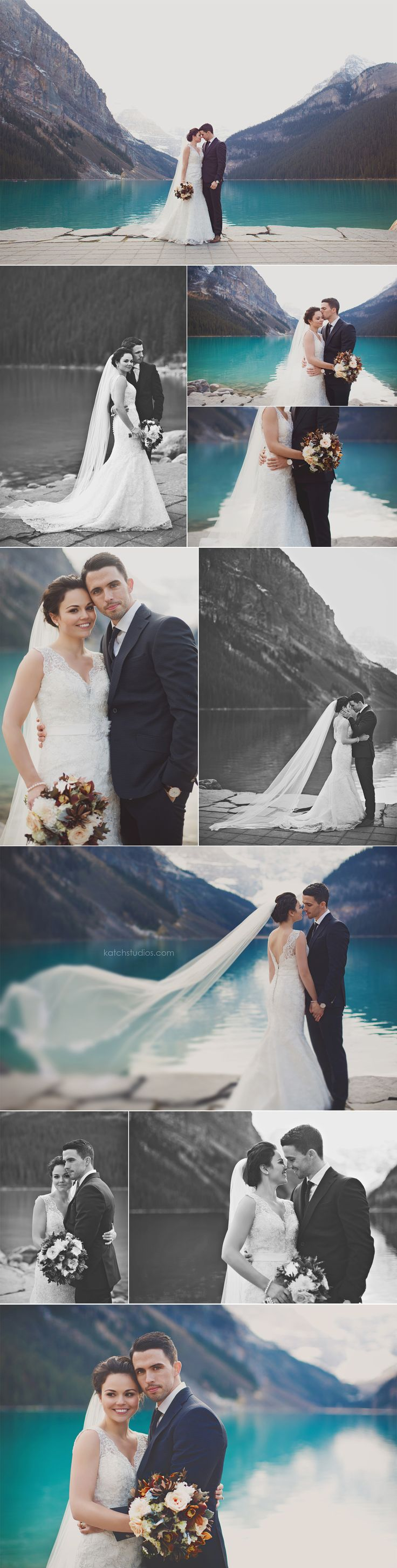 one, this is confirmation that I am getting married in the mountains. what beautiful photos. and two, this is just the most beautiful wedding I have ever seen.