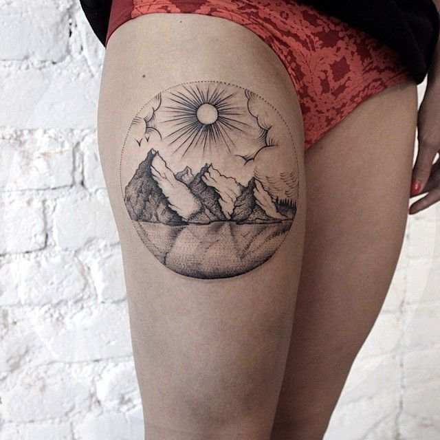 tattoo there are many paths to the top of mount fuji – Google Search