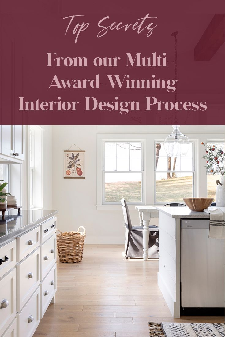 Top Secrets Behind Our Multi Award Winning Interior Design Process Beautiful Chaos Companies In 2020 White Interior Design Interior Design Process Kitchen Design