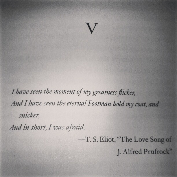 the love songs of j alfred A critical analysis by william ames of the love song of j alfred prufrock, with particular attention to the opening epigraph.
