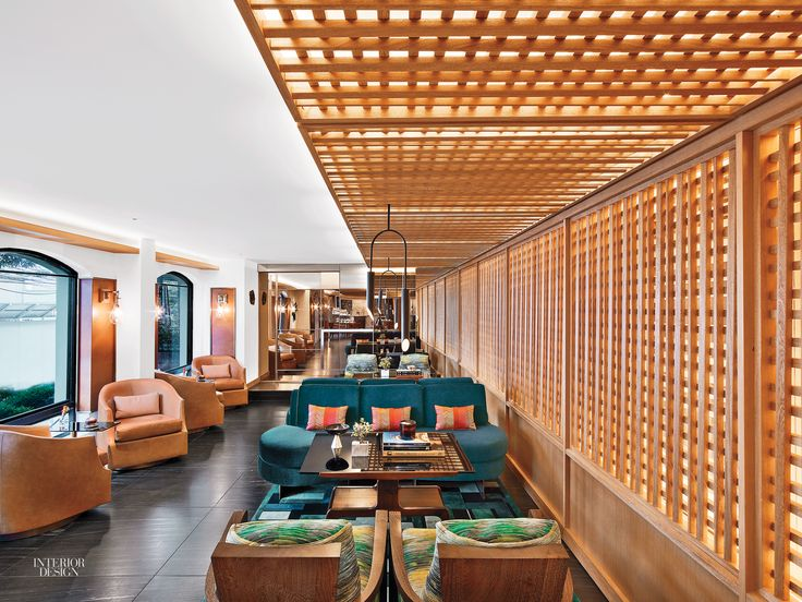 Rottet studio captures local flair in the four seasons for 8 design hotel