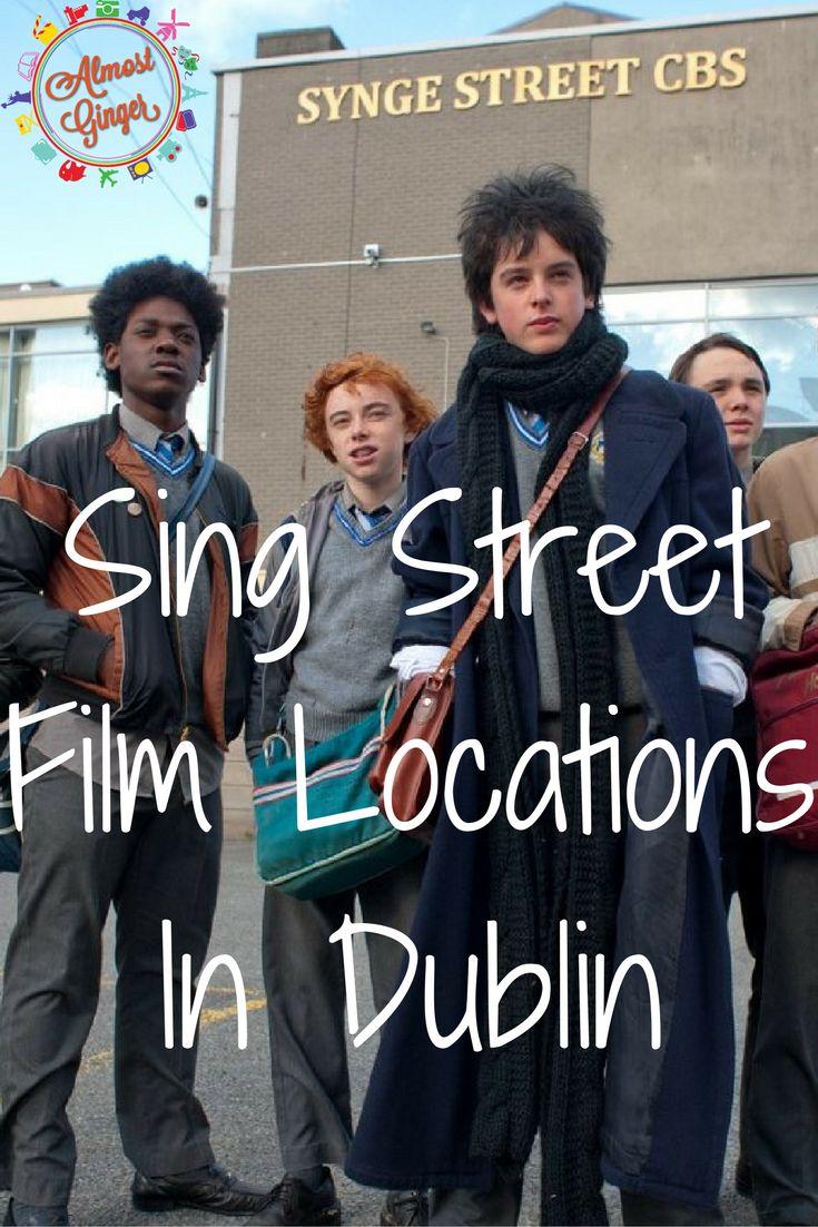 Sing Street Film Locations in Dublin | almostginger.com