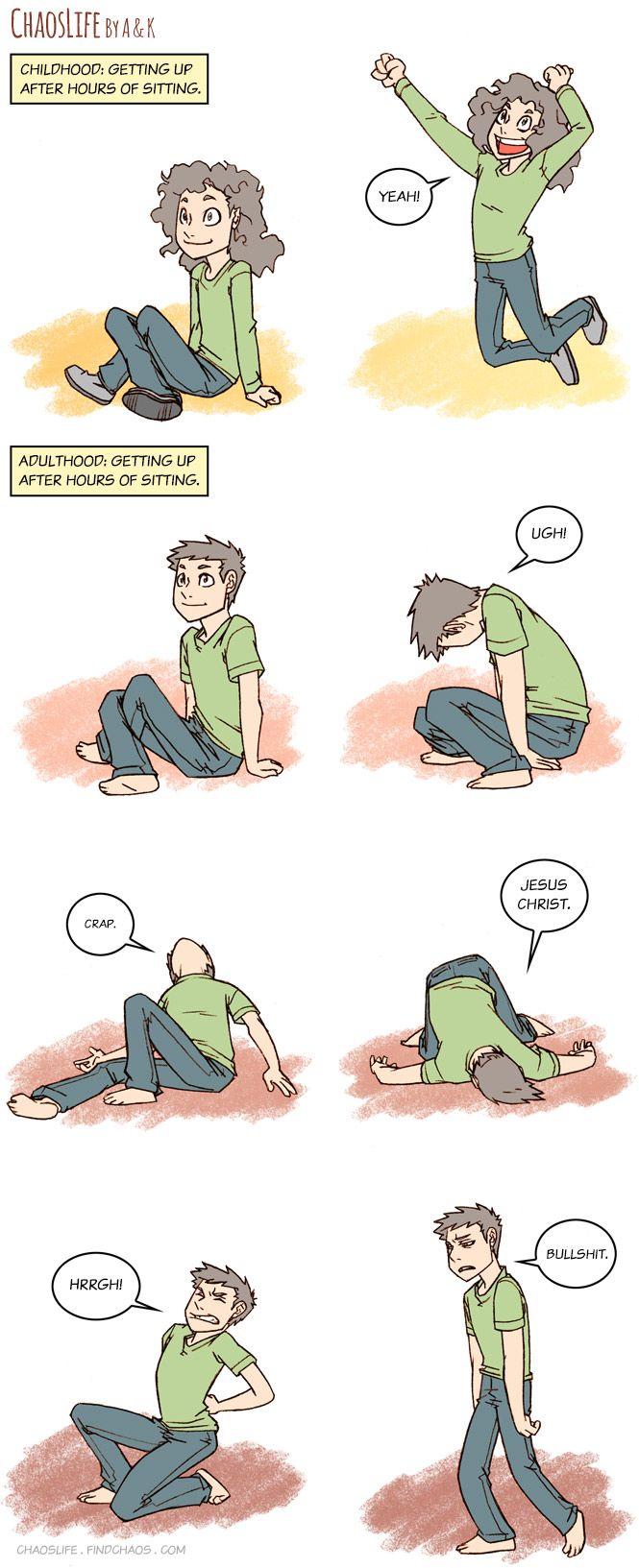 Hah! So true...