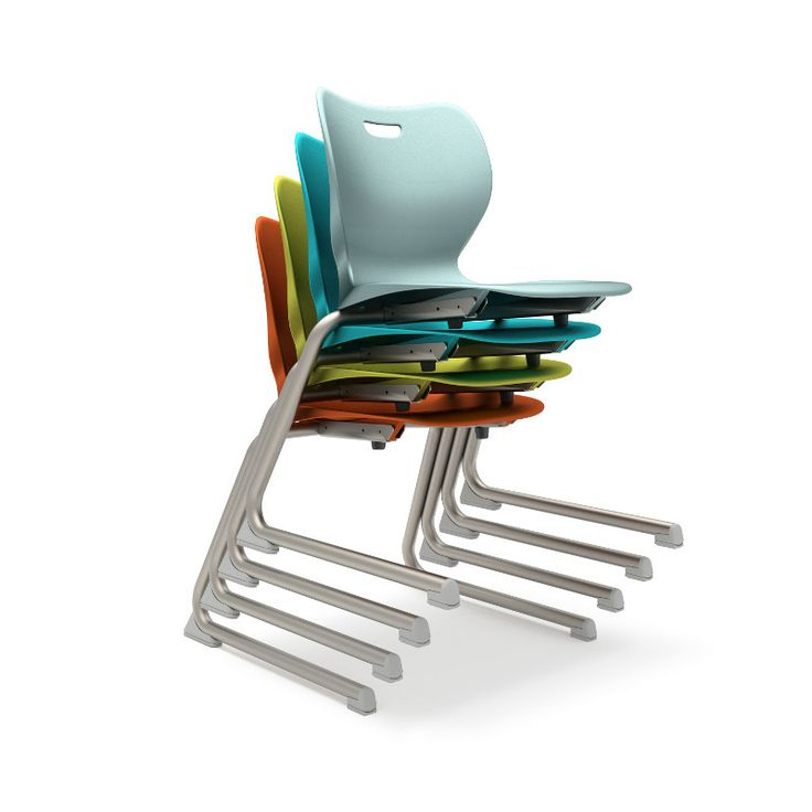 SmartLink Cantilever Student Chairs Perfect For School Environments Learn More At Our Office Furniture Solutions