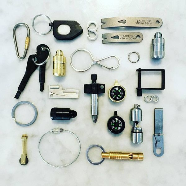 Made in California The simple concept of a screw driver on your key ring is not new. Nobody has made a high quality key ring screwdriver for the last 10 years,