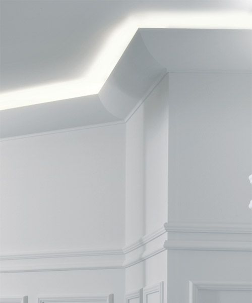 The 89 best images about Crown molding with light on Pinterest