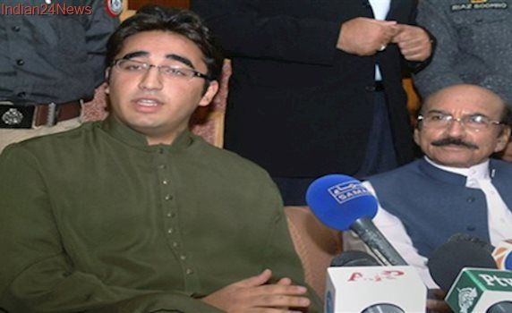 Resolving Kashmir, Afghan issues key to Pakitan stability: Bilawal Bhutto Zardari