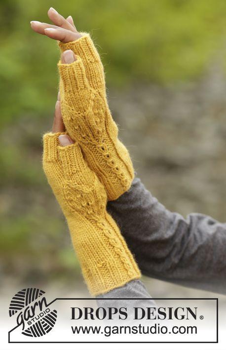 71 best Stricken - Handschuhe, Stulpen und Pulswärmer images on ...