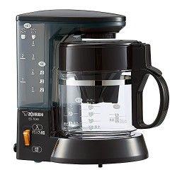 "Zojirushi coffee makers ""coffee communication"" Brown EC-TC40-TA"